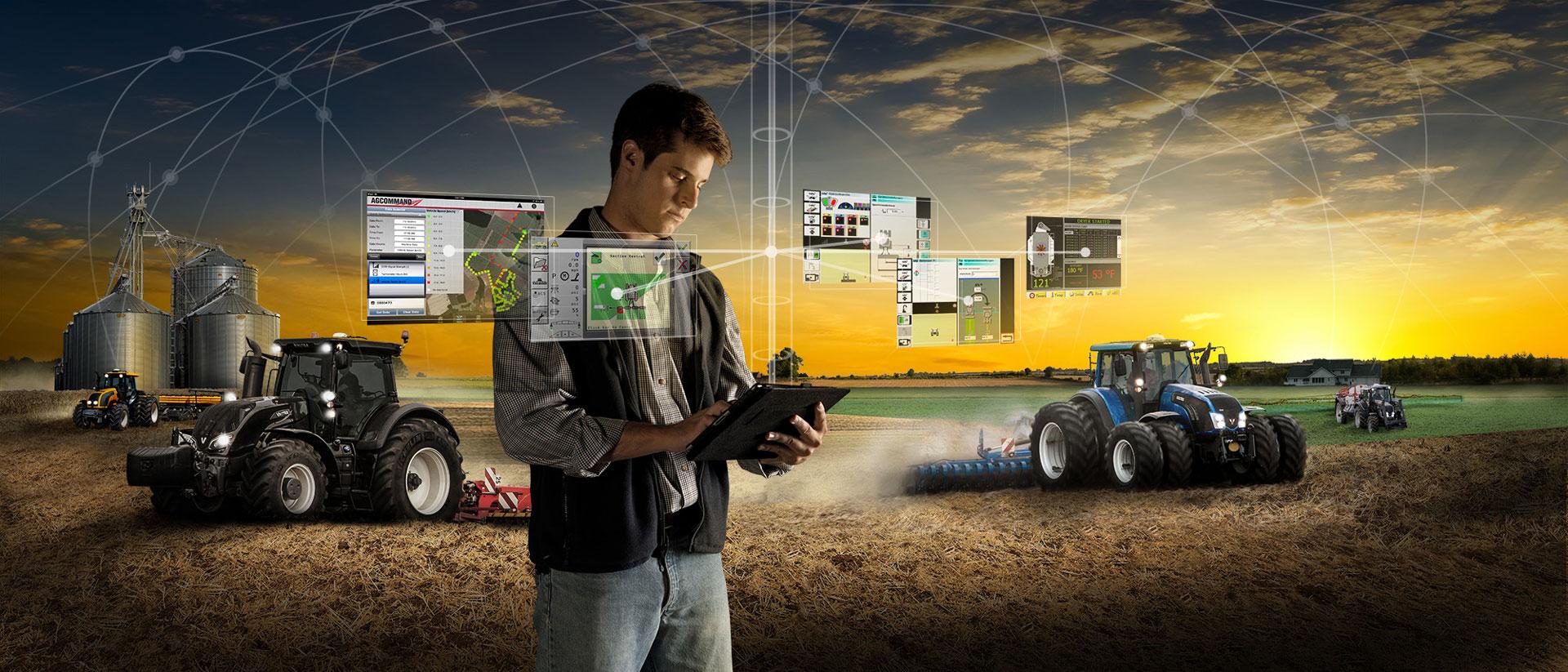 Banner zum Thema Service-Technologie